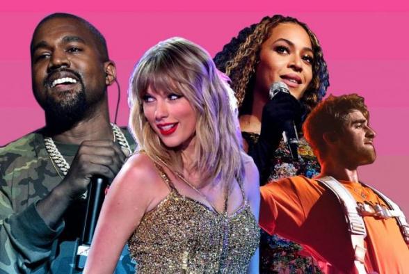 Forbes-ը հրապարակել է ամենաբարձր վարձատրվող երգիչների ցուցակը