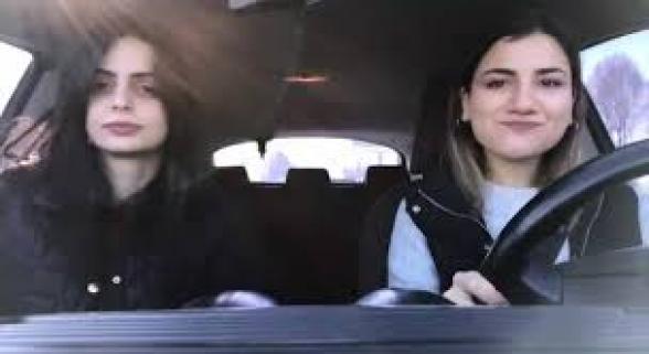 Ինչպե՞ս է Մարիամ Փաշինյանը երգում մեքենա վարելիս