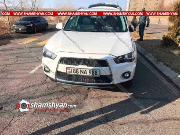 Գեղարքունիքի մարզում 62-ամյա վարորդը Mitsubishi-ով վրաերթի է ենթարկել Գավառի պետական համալսարանի ուսանողուհուն