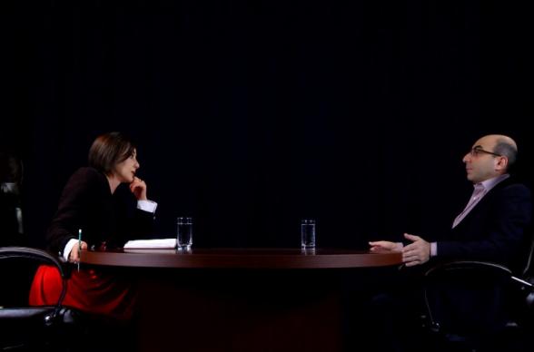 Когда меня спрашивают, что происходит в Армении, я говорю, что ничего, именно этого и бойтесь – Ваге Ованнисян (видео)