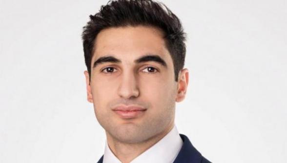 Ваге Даниелян назначен заместителем министра юстиции Армении