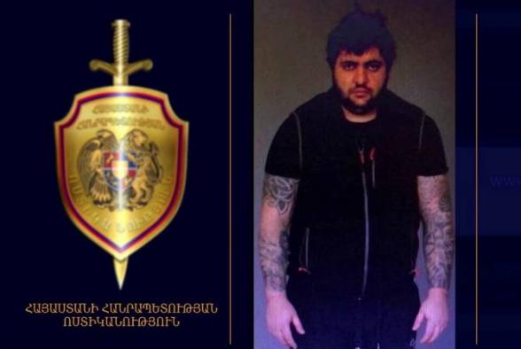 Племянника Сержа Саргсяна экстрадируют в Армению