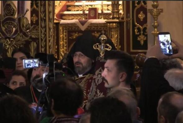 Պոլսո Հայոց պատրիարք է ընտրվել Սահակ եպիսկոպոս Մաշալյանը