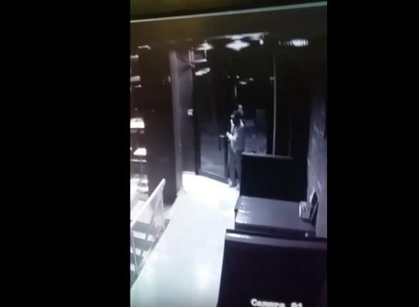 Դրամարկղի գողություն է կատարվել (տեսանյութ)