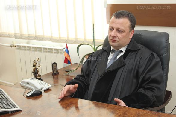 Անկախ դատավորներ ունենք, անկախ դատական համակարգ չունենք. Ալեքսանդր Ազարյան