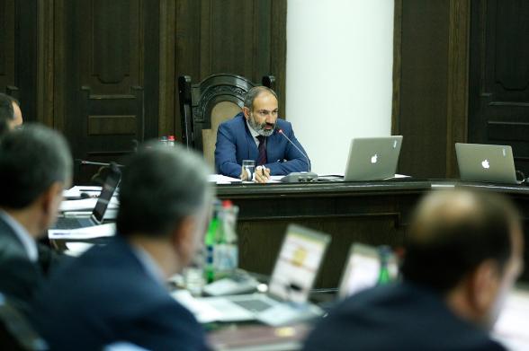 Կառավարությունը որոշեց լուծարել «Գյումրու տուն-ինտերնատ»-ը