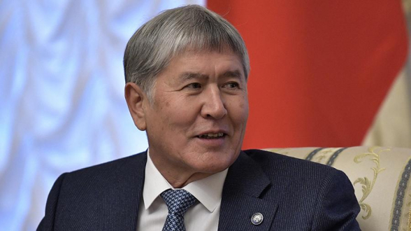 Атамбаева обвинили в попытке насильственно захватить власть в Киргизии