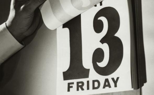 Այսօր ուրբաթ 13-ն է