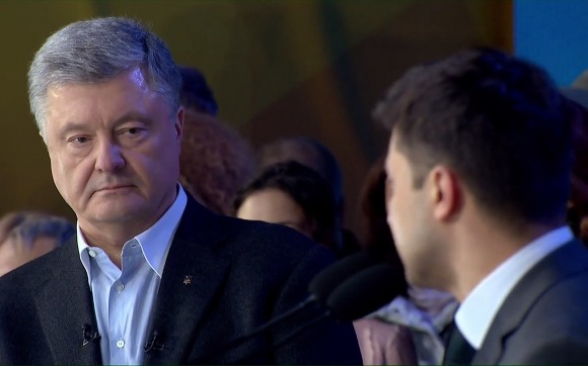 Зеленский прокомментировал уголовное дело против Порошенко