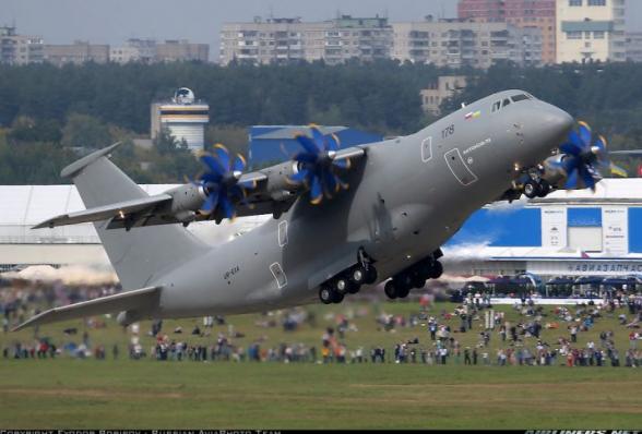 Ուկրաինան ցանկանում է ինքնաթիռների համատեղ արտադրություն սկսել Թուրքիայի հետ