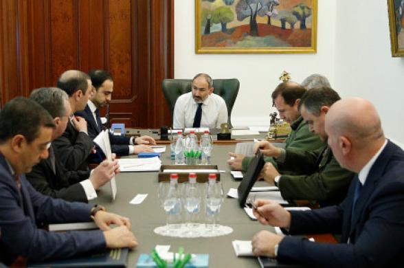 Развитие ситуации в регионе вызывает беспокойство – Пашинян