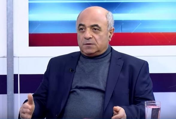 Փաշինյանն իր տեղում չէ. մեզ նոր որակի Հայաստան է պետք. Երվանդ Բոզոյան (տեսանյութ)