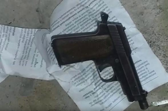 37-ամյա տղամարդն ավտոմեքենայի մեջ կրակել է իր ոտքին