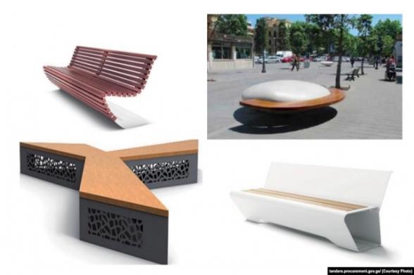 Թբիլիսիի քաղաքապետարանը մոտ 2 մլն լարի կհատկացնի նոր նստարանների համար
