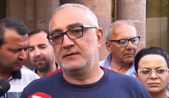 Փաստաբանը խնդրել է իրեն մասնակից դարձնել Թավադյանի գործով բողոքի մակագրմանը