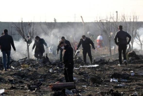 Իրանի իշխանությունները ձերբակալություններ են կատարել խոցված ուկրաինական ինքնաթիռի գործով