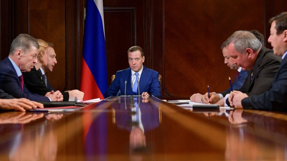 ՌԴ կառավարությունը հրաժարական է ներկայացրել․ Պուտինը ՌԴ վարչապետի պաշտոնում առաջադրել է Միխայիլ Միշուստինի թեկնածությունը