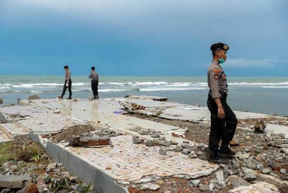 Ինդոնեզիայում երկու կղզի է ջրի տակն անցել ծովի մակարդակի բարձրանալու պատճառով