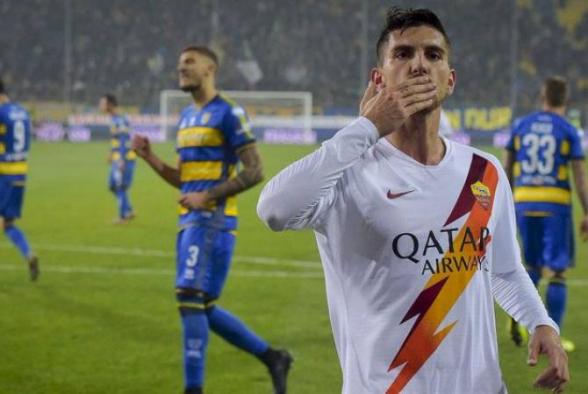 «Рома» обыграла «Парму» и вышла в четвертьфинал Кубка Италии