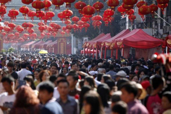 Չինաստանի բնակչության թիվը հասել է 1,4 միլիարդի