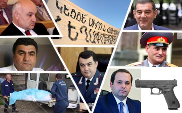 Почему убиваются или (само)убиваются в «бархатной» Армении