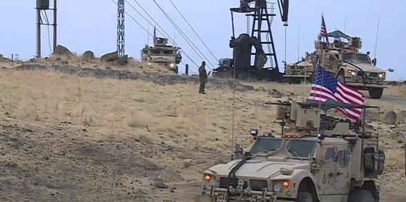 Военные США не пустили российских представителей к нефтяному месторождению в Сирии