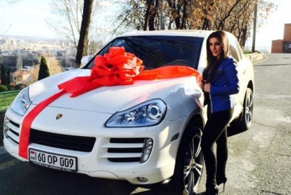 «Հրազդան» կիրճում գտնվող «Փարվանա» ռեստորանային համալիրի տարածքում թալանել են երգչուհու Porsche Cayenne-ը