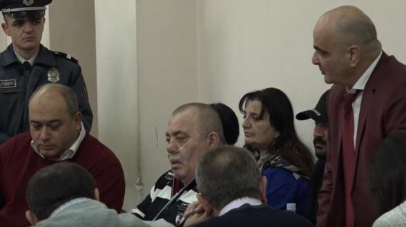 В суд представлено ходатайство для получения разрешения на выезд Манвела Григоряна во Францию с целью лечения