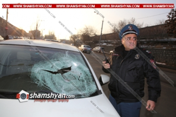 28-ամյա վարորդը Nissan-ով վրաերթի է ենթարկել փողոցը չթույլատրելի հատվածով անցնող հետիոտնին. վերջինը հիվանդանոցի ճանապարհին մահացել է