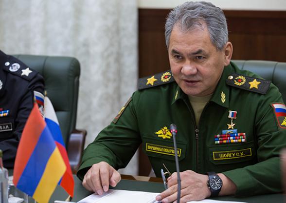 Շոյգուն կմնա Ռուսաստանի պաշտպանության նախարար
