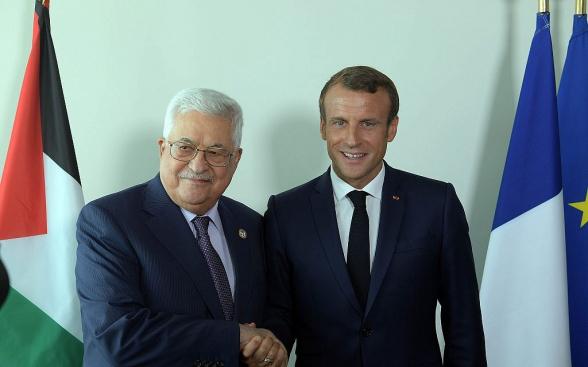 Палестина ждет признания со стороны Евросоюза – Аббас