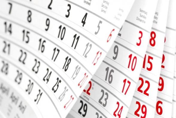Չորս հանգստյան օր. հունվարի 27-ի աշխատանքային օրը կտեղափոխվի