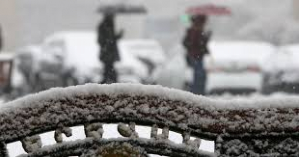 Օդի ջերմաստիճանը հունվարի 25-ի գիշերը կնվազի 8-10 աստիճանով, 27-28-ի գիշերը նույնքանով կբարձրանա