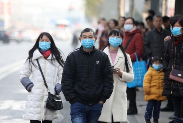 Смертельный вирус в Китае поразил уже более 600 человек