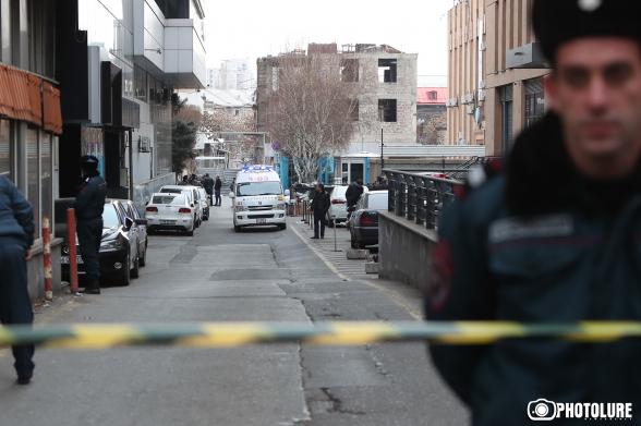 Открывший стрельбу в бизнес-центре «Эребуни Плаза» обезврежен