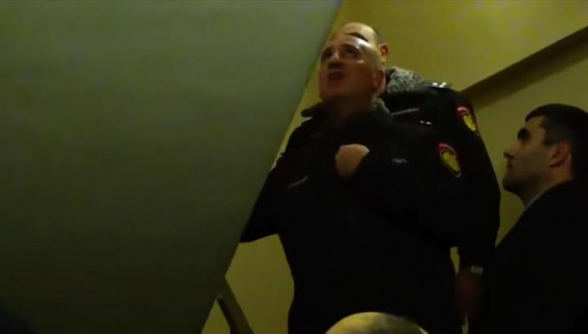 Կյանքս քեզ վստահում եմ. ոստիկանապետի բանակցությունը զինված անձի հետ