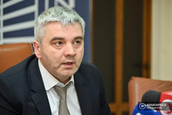 Արտակ Քամալյանն ազատվել է ՀՀ էկոնոմիկայի նախարարի տեղակալի պաշտոնից
