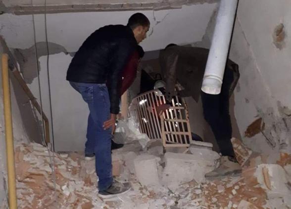Թուրքիայում ուժեղ երկրաշարժ է տեղի ունեցել. կան զոհեր և տուժածներ (տեսանյութ)