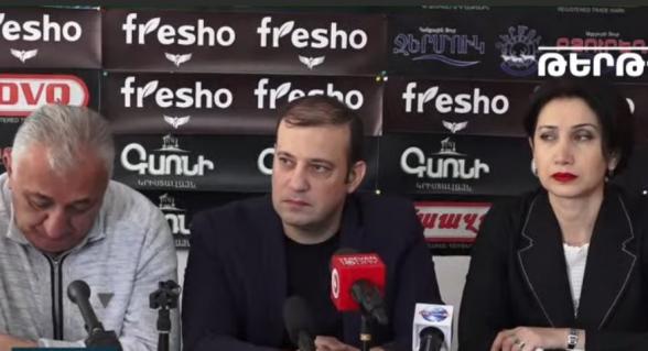 Пресс-конференция на тему заявлений Н.Пашиняна в ходе последней встречи с журналистами (видео)
