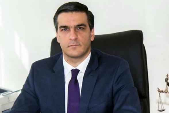 Омбудсмен Армении строго осудил скандальную запись Генрика Артеняна о дочери Грайра Товмасяна