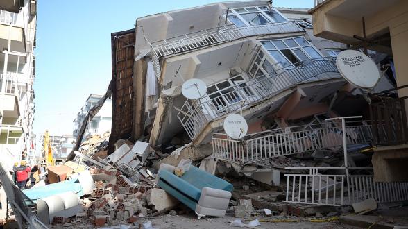 Թուրքիայի երկրաշարժից ավերված տների փոխարեն 2000 նոր բնակարան կկառուցվի