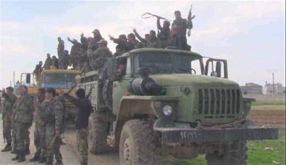 Իդլիբում Թուրքիայի զինուժը կրակ է բացել Սիրիայի բանակի վրա