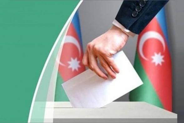 Ադրբեջանում լռության օր է. ընտրություններում պատգամավորի 1 մանդատի համար կպայքարի 11 թեկնածու