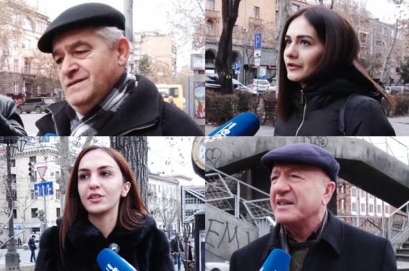 «Հանրաքվեին դեմ եմ․ այն անօրինական է, ՍԴ նախագահ Հրայր Թովմասյանից ամեն գնով ազատվելու միջոց». հարցում (տեսանյութ)