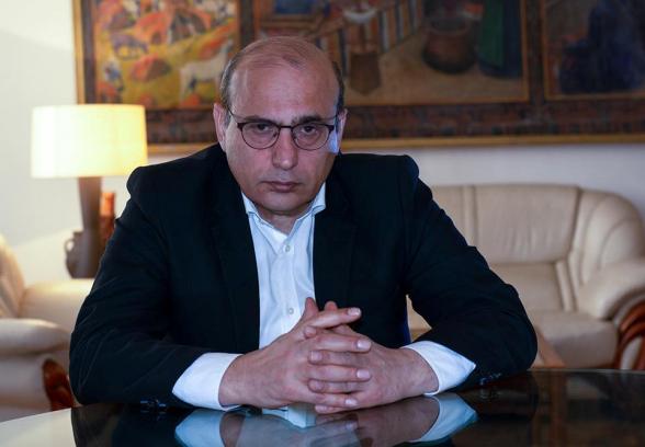 Արմեն Սարգսյանի հեռակառավարման վահանակը