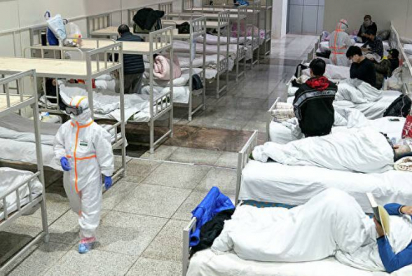Չինաստանում նոր կորոնավիրուսով հիվանդացածների թիվը հասել է 40,1 հազարի