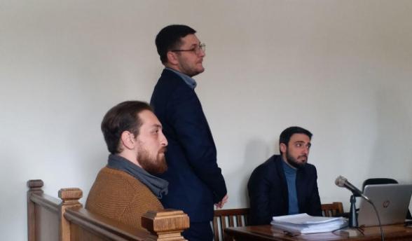 Суд отклонил ходатайство прокурора об аресте Нарека Мутафяна