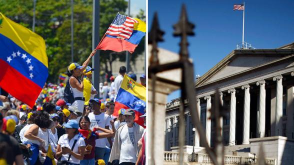 Венесуэла из-за новых санкций США обратится в международные суды