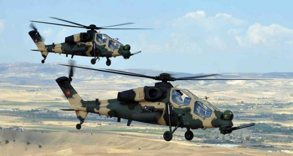 Ադրբեջանը հետաքրքրված է թուրքական Atak հարվածային ուղղաթիռներով