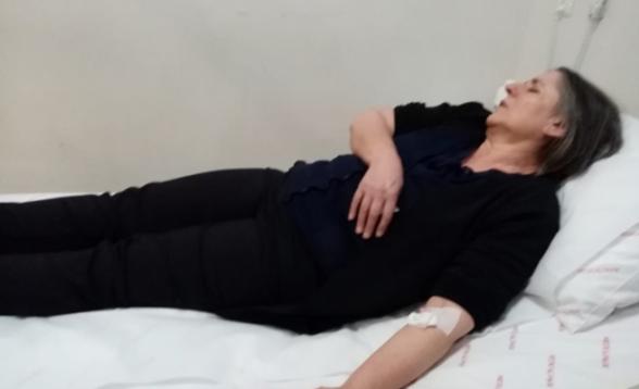 Թուրքիայում Էրդողանին վիրավորելու համար ձերբակալել են քաղցկեղով հիվանդ կնոջ